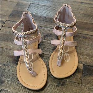 Bebe Gladiator Sandals - 13
